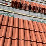 Rainbow roofing profile image.