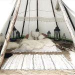 White Stag Tipis profile image.