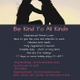 Be Kind To All Kinds logo