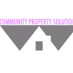 Community Property Solutions profile image.