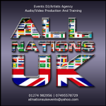 All Nations UK Events profile image.