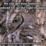 Black Book Business Consulting profile image.