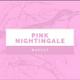 Pink Nightingale Makeup logo