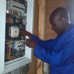 Syga Electrical and Projects profile image.