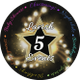 Lavish 5 Star Events  logo