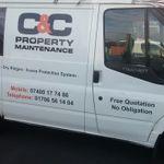 c&c property maintenance profile image.