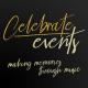 Celebrate Events logo