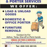 London Office Porter Services  profile image.