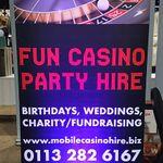 Ace of Spades Mobile Casino Hire profile image.