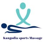 Kangodia sports massage profile image.