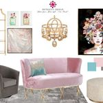 Donlena Design profile image.