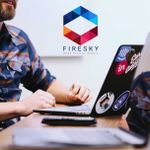 Firesky profile image.