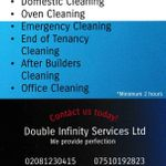 Double Infinity Services profile image.