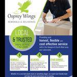 Osprey wings Removals LTD profile image.
