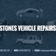 Stones Vehicle Repairs logo