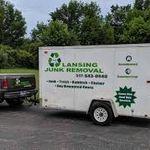 Lansing Junk Removal profile image.