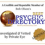 Resonant Wisdom Online Psychic Services profile image.