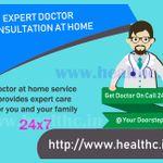 Healthc Home Healthcare Services Provider in Bangalore profile image.