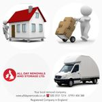 All Day Removals Ltd profile image.