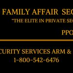 FAMILY AFFAIR SECURITY profile image.