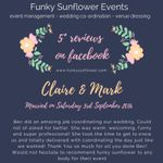 Funky Sunflower Events profile image.