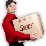 Swift Delivery and Logistics profile image.