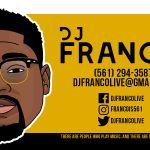 DJ Franco Ent. profile image.