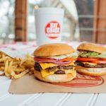 Hat Creek Burger Co. profile image.