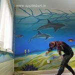 Mural Artist Applied Art profile image.