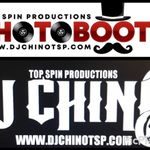 Top Spin Productions Mobile DJ/Photobooth Services profile image.