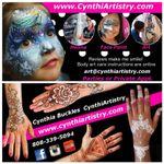 CynthiArtistry profile image.