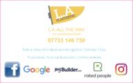 LA Plastering  profile image.