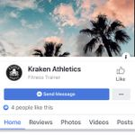 Kraken Athletics profile image.