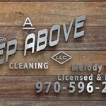 A Step Above Cleaning LLC profile image.
