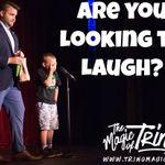 Trino- Comedy Magician profile image.