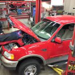 Exhaust Pros Automotive Repair Center profile image.