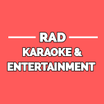RAD Karaoke and Entertainment profile image.