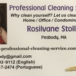 RPCS - Rose's Professional Cleaning Service - Home and Office profile image.