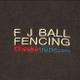 FJ Ball Fencing logo