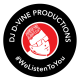 DJ D-Vine Productions logo