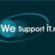 We Support IT logo