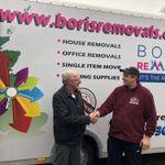 Boris Removals Ltd profile image.