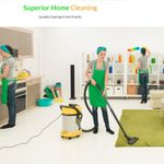 Superior Home Cleaning profile image.