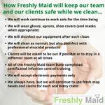 Freshly Maid profile image.