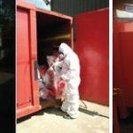 Jones Demolition & Asbestos Services profile image.