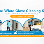 The White Glove Cleaning Service profile image.