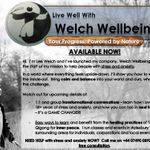Welch Wellbeing profile image.