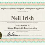 Neil Irish Professional Councellor,  Clinical Hypnotherapist Practitioner & Life Coach  profile image.