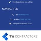 Tw Contractors