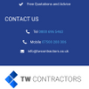 TW Contractors  profile image
